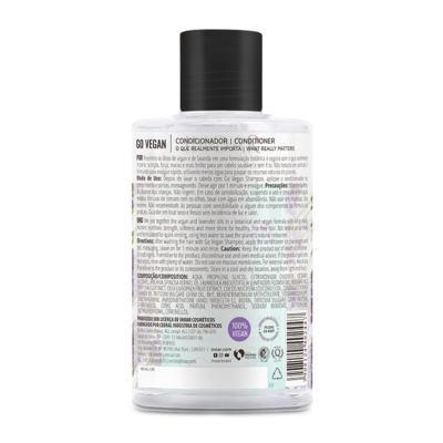 Imagem 2 do produto Inoar Go Vegan Antifrizz - Condicionador - 300ml