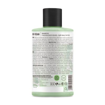 Imagem 2 do produto Inoar Go Equilibrio Aloe Vera e Babosa - Shampoo - 300ml
