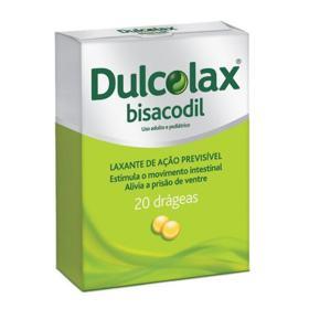 Dulcolax - 5mg | 20 drágeas