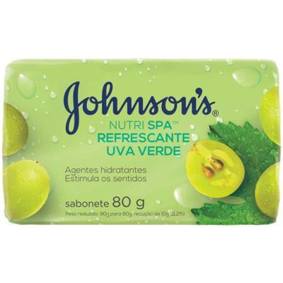 Sabonete Barra Nutri Spa - Refrescante Uva Verde | 80g