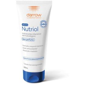 Loção Hidratante Darrow Nutriol - sem perfume, 200mL