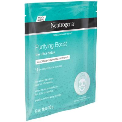 NEUTROGENA SACHE MASCARA PURIFYING BOOST 30 G x 1