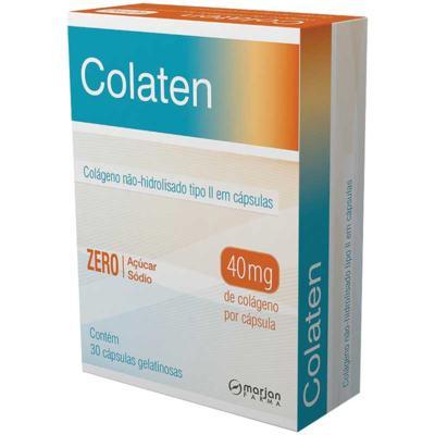 Caolaten - 40mg | 30 comprimidos