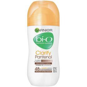 Desodorante Rollon Garnier Bío Clarify - Pele Morena à Negra   50ml
