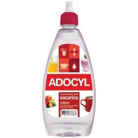 Adoçante Líquido Adocyl - Sacarina | 200ml