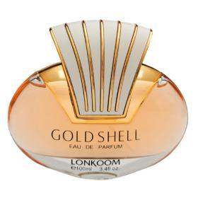 Gold Shell Lonkoom Perfume Feminino - Eau de Parfum - 100ml