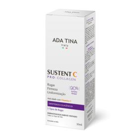 Creme Anti-idade Ada Tina Sustent - Pro-collagen | 30mL