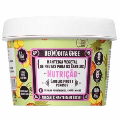Máscara de Nutrição Be(m)dita Ghee - Abacaxi e Manteiga de Bacuri | 100g