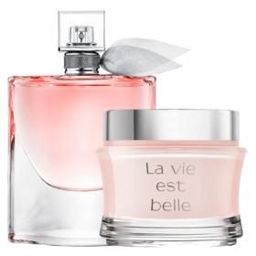 Lancôme La Vie Est Belle Kit - EDP 75ml + Hidratante Corporal 200ml - Kit