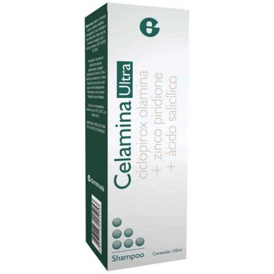Shampoo Celamina Ultra - 150ml