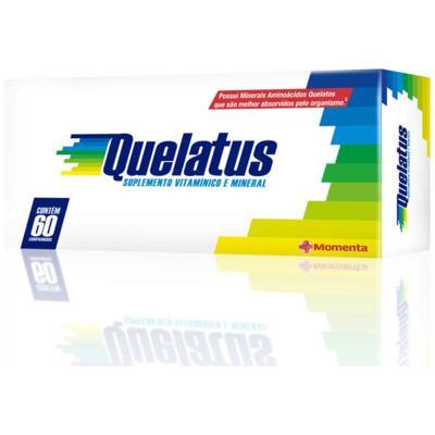 Quelatus - 60 comprimidos