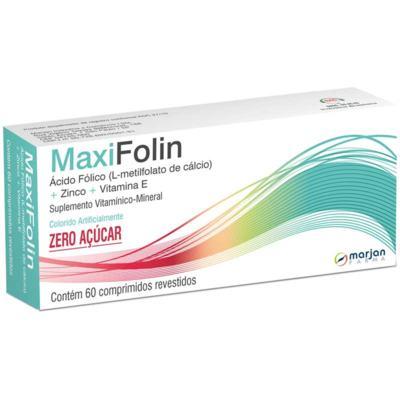 Maxifolin - 60 comprimidos revestidos