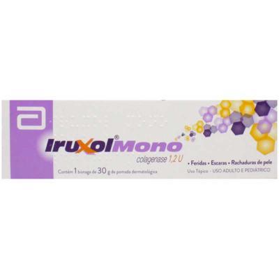IRUXOL MONO POMADA 1.2IU 30 G x 1 (/G)