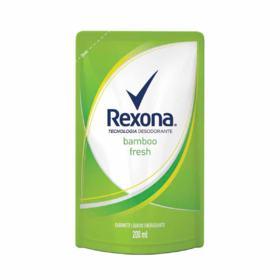 Sabonete Rexona Liquido Refil - Bamboo Fresh | 200ml