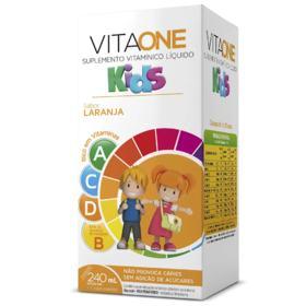 Vitaone Kids Xarope - Laranja | 240ml