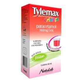 Tylemax Suspensão Criança - 160mg/5ml | 60ml
