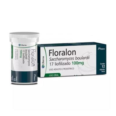 Floralon - 100mg | 12 cápsulas