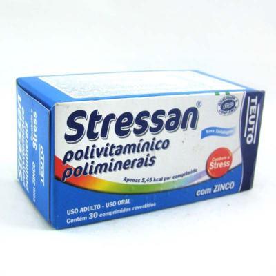Stressan - 600mg | 30 ciomprimidos revestidos