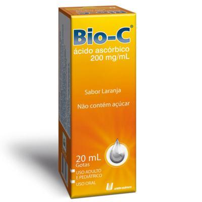 Bio C Gotas - 200mg/ml | 20 ml