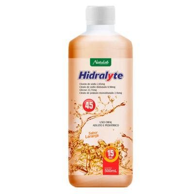 Hidralyte 45 - Laranja | 500ml
