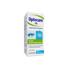 Optocare UL - Solução Oftalmica | 15ml