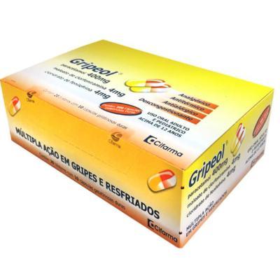 Gripeol - 10 cápsulas