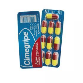 Cimegripe - 10 cápsulas