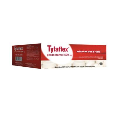 Tylaflex - 500mg | 10 comprimidos
