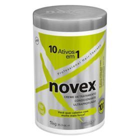Creme Alinhamento Capilar Novex 10 Ativos Em 1 - Opacos | 1000g