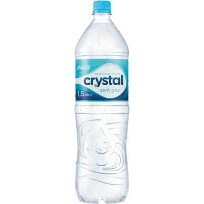 Agua Mineral Crystal Garrafa - Sem Gas | 1500ml