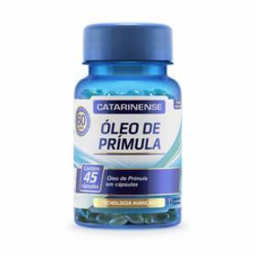 Oleo De Primula - 45 cápsulas
