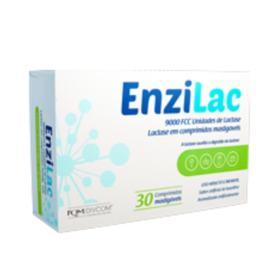 Enzilac - 9000 FFC ALU | 30 comprimidos mastigáveis