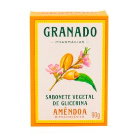 Sabonete Granado - Glicerinado Amendoa   90g