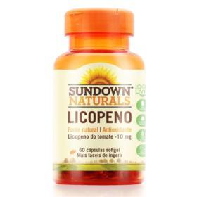 Sundown Lycopene - 10mg | 60 comprimidos