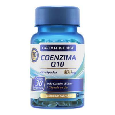 Coenzima Q10 - 100mg | 30 cápsulas
