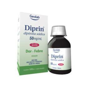 Diprin Solucao Oral - 50mg/ml | 100ml
