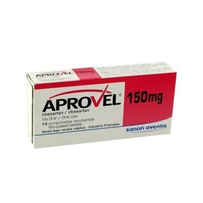 Aprovel - 150mg   14 comprimidos revestidos