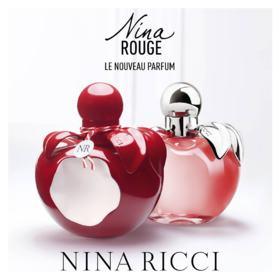 Nina Rouge Nina Ricci Perfume Feminino - Eau de Toilette