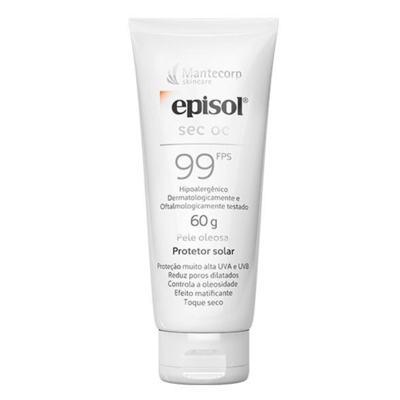 Protetor Solar Episol Sec Oc - FPS99 | 60g
