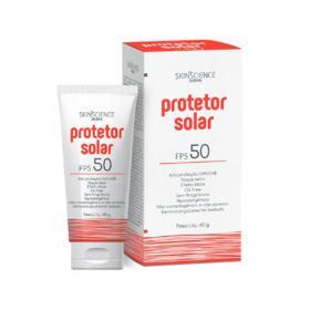 Derma Creme Skinscience Protetor Solar - Fps50 | 60g