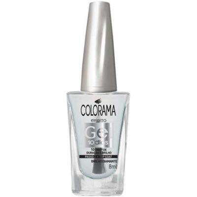 Esmalte Gel Colorama - Top Coat | 8ml