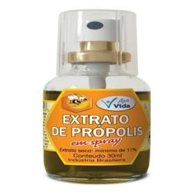 Extrato Propolis Spray Extrato Seco -    30ml