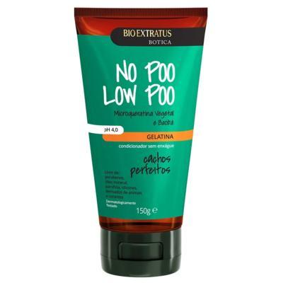 Creme Finalizador Bio Extratus No Poo Low Poo - Cachos Perfeitos | 150g