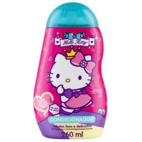 Condicionador Hello Kitty Betulla Cabelos Lisos e Delicados - 260ml
