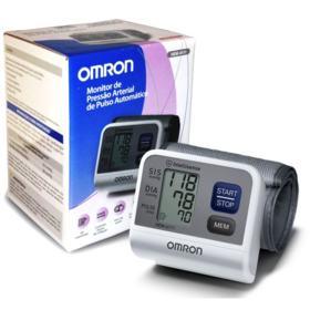 Aparelho de Pressão Omron Automático de Pulso HEM-6111 - 1 Unidade