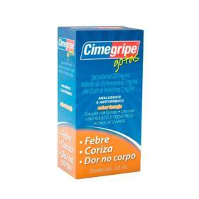 Cimegripe - Gotas | 20ml