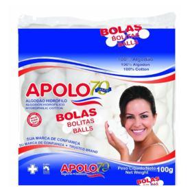 Algodão Apolo - Bolas | 100g