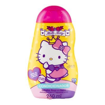 Shampoo Hello Kitty - Cabelos Finos e Claros | 260ml