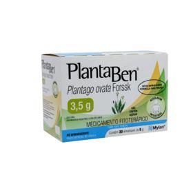 Plantaben Pó Efervescente - 3,5g Sabor Laranja | 30 unidades