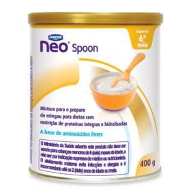 Mistura Para Mingau Neo Spoon - 400g